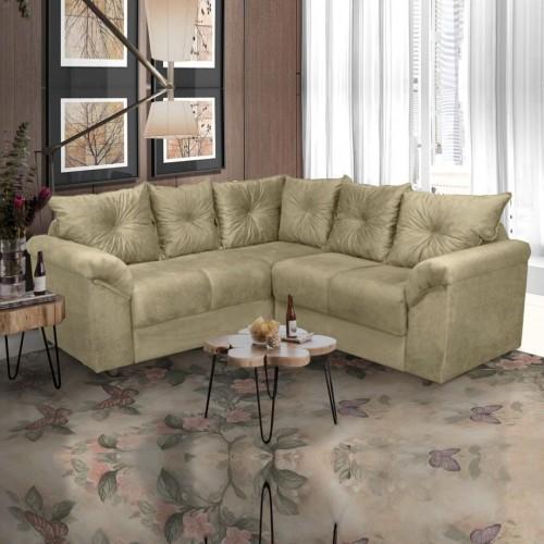Sofa de Canto Amazon - D'Lara Estofados